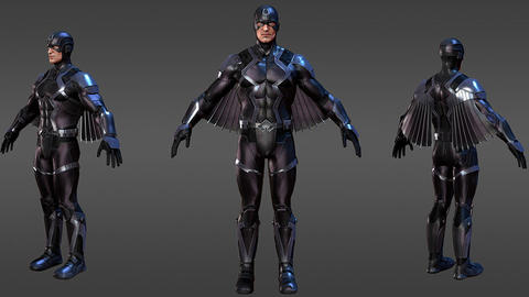 Image for Marvel Games Presents: Black Bolt
