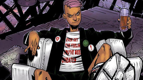 Image for Psych Ward: Quentin Quire