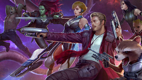 Image for 'Marvel Future Fight' Turns Two