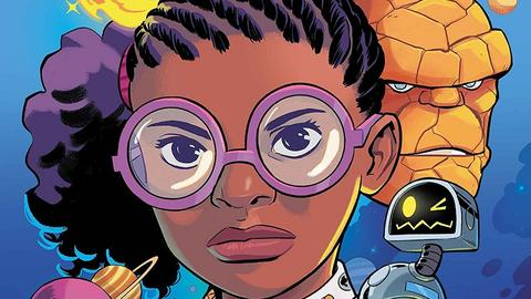 Image for Moon Girl and Devil Dinosaur: Three's Company