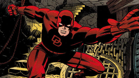 Image for Kirby 100: Daredevil in the Savage Land