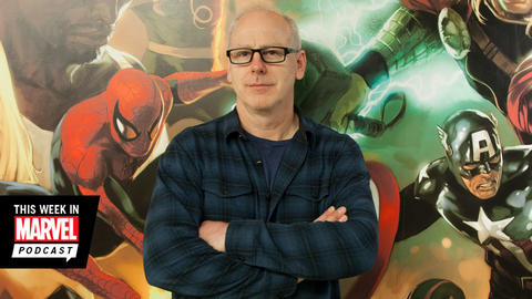 Image for Greg Graffin of Bad Religion Joins The Marvel Podcast