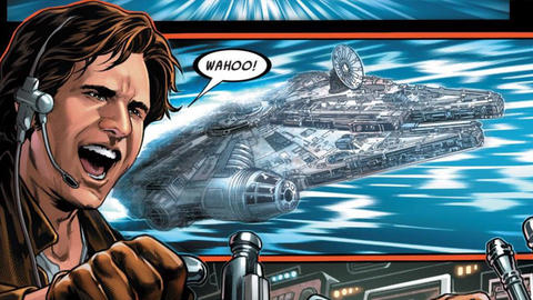 Image for Celebrating Star Wars #38