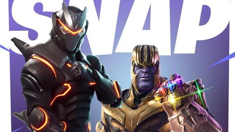 Image for Fortnite Announces Marvel Studios' 'Avengers: Infinity War' Crossover with Thanos Mode