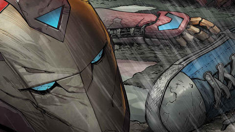Image for Invincible Iron Man: Breaking Point