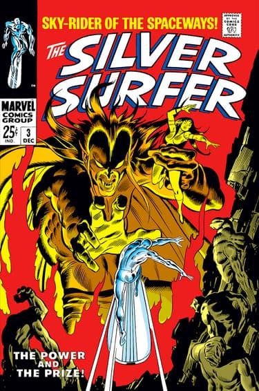 SILVER SURFER#3