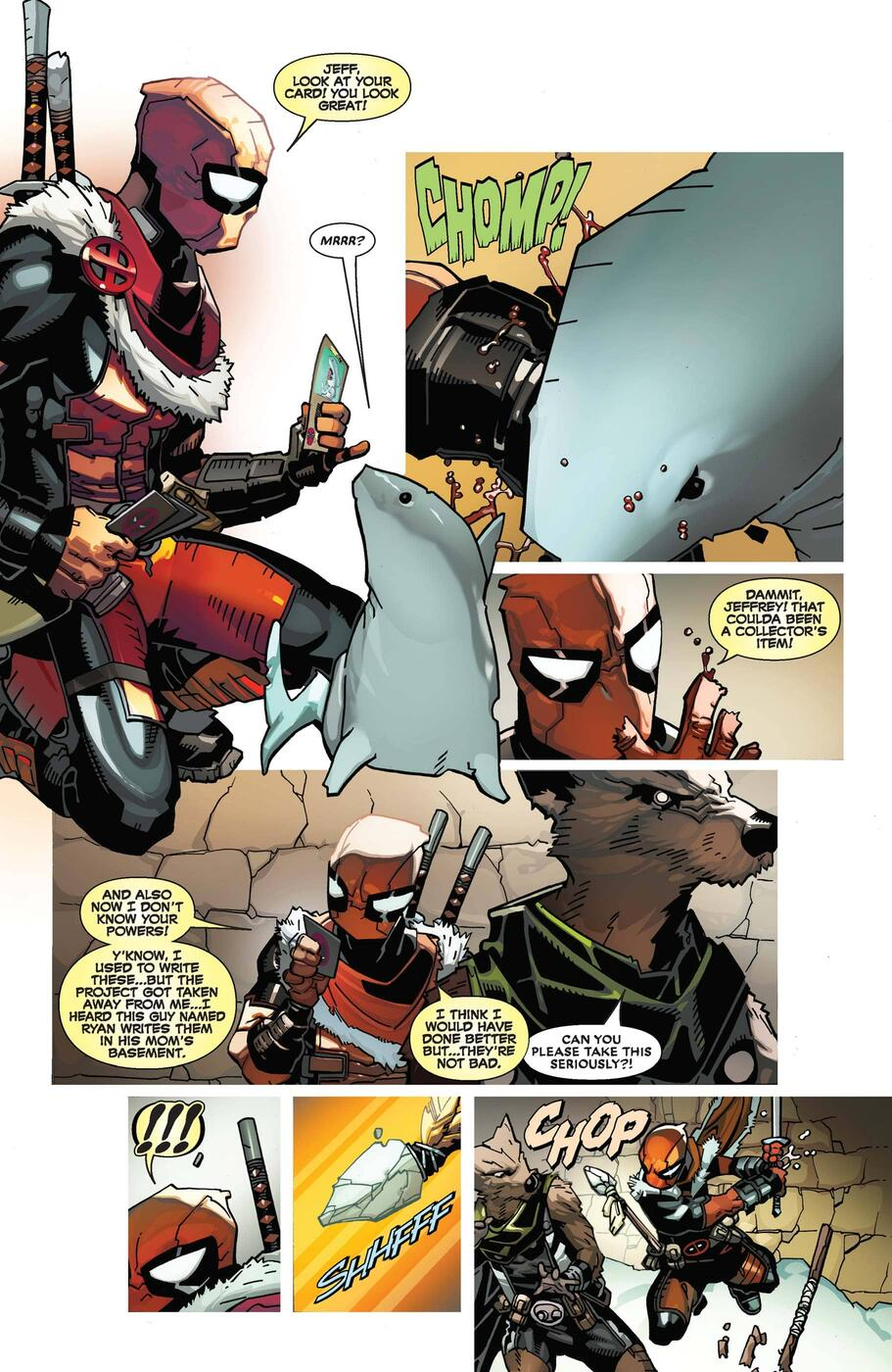 Deadpool (2019) #3