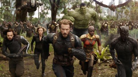 Image for All Roads Lead to Thanos in First Official 'Avengers: Infinity War' Trailer