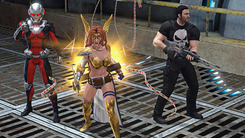 Image for 'Marvel Heroes Omega' Launches Open Beta