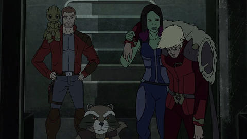 Image for Things Get Messy in a New 'Marvel's Guardians of the Galaxy: Mission Breakout!' Season Premiere Sneak Peek