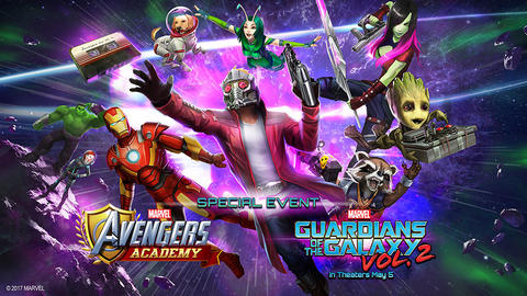 Image for Guardians of the Galaxy Return to 'Marvel Avengers Academy'