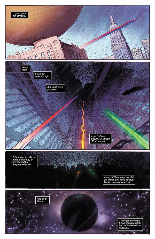 THOR #2, page two