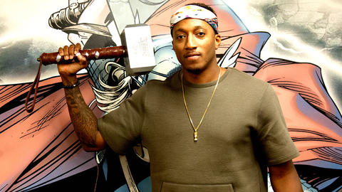 Image for Lecrae Joins the Marvel Podcast