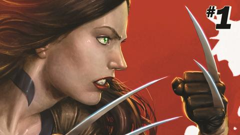 Image for X-23 Returns this Summer