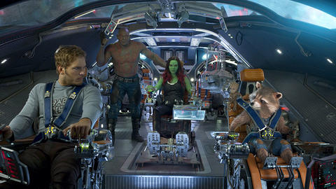 Image for Guardians of the Galaxy Vol. 2 Comes Home to Digital & Blu-ray!