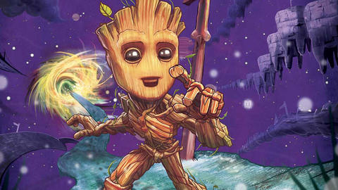 Image for He Is Groot