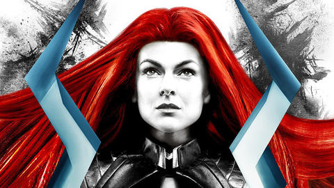 Image for Medusa is Determined to Find Black Bolt in a New 'Marvel's Inhumans' Sneak Peek