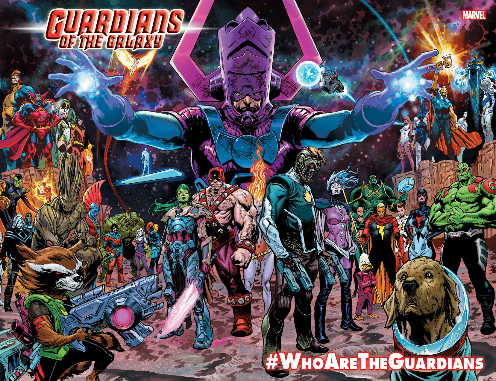Guardians of the Galaxy 2019