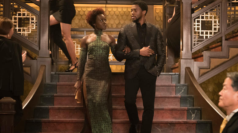 'Black Panther' Makes History Again with Marvel Studios' First Golden Globes Best Picture Nomination | News | Marvel