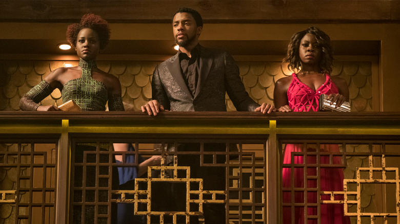 Black Panther Oscars Nominations