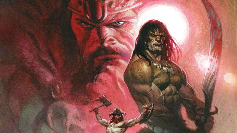 King Size Conan #1