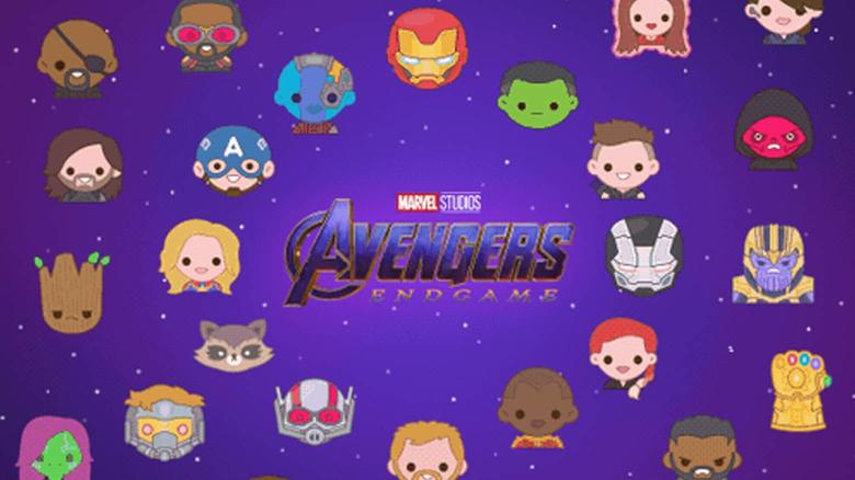 Discover All 40 of the 'Avengers: Endgame' Twitter Emojis | News