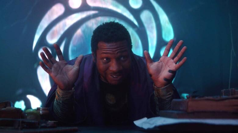 Loki: Jonathan Majors on Playing He Who Remains and the Time Keepers    Marvel