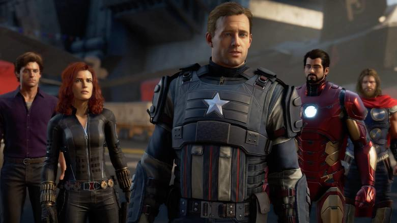 Marvel's Avengers Gameplay Will Only Be Shown to Comic-Con Attendees