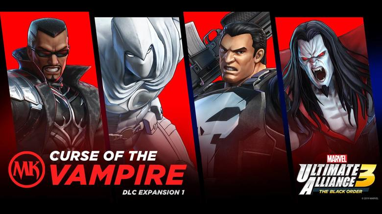 First Dlc Pack For Marvel Ultimate Alliance 3 The Black Order Expansion Pass Launches September 30 Marvel So revisit the most legendary looks, from cap's marvel knights days to his journey as nomad, in this comprehensive countdown of the top 10 captain america costumes in. first dlc pack for marvel ultimate