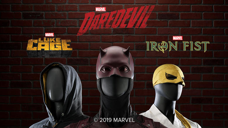 Marvel Television Props & Costumes To Be Auctioned for the First Time Ever by Prop Store   News   Marvel