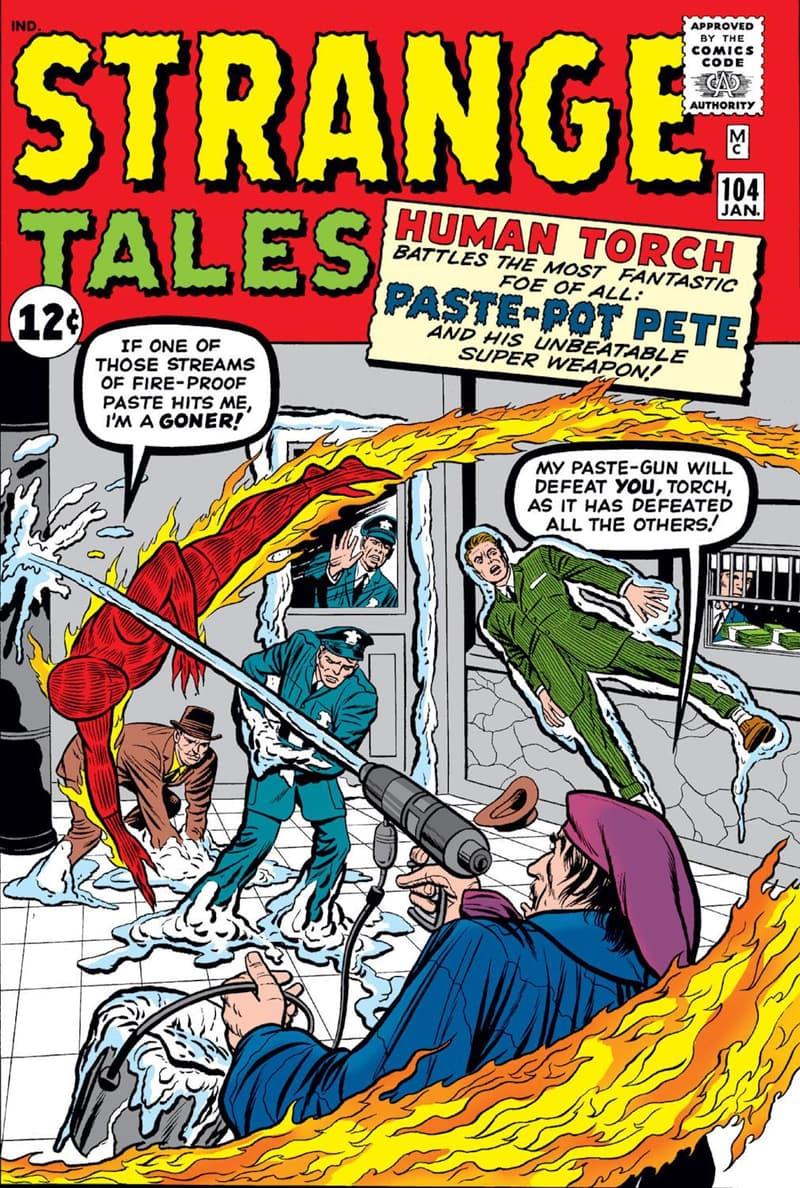 STRANGE TALES (1951) #104