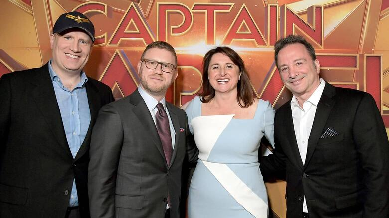 Marvel Studios' Captain Marvel World Premiere