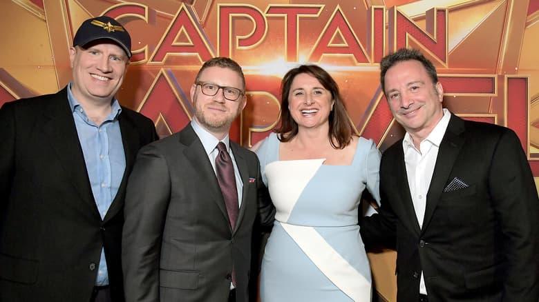 Marvel Studios' Captain Marvel World Premiere