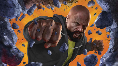 Image for Luke Cage: Unbreakable Bonds