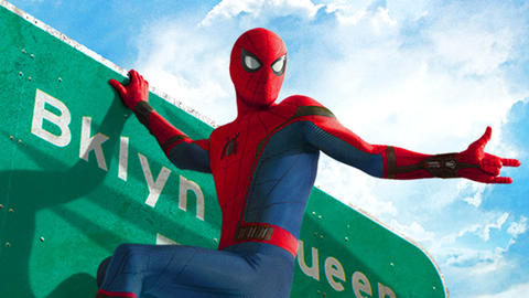 Image for Get a Look at the New Suit in 'Spider-Man: Homecoming'