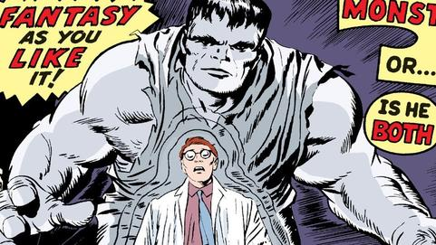 Image for Kirby 100: The Incredible Hulk