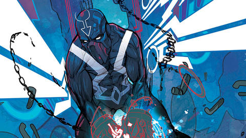 Image for Black Bolt: Suffering in Silence