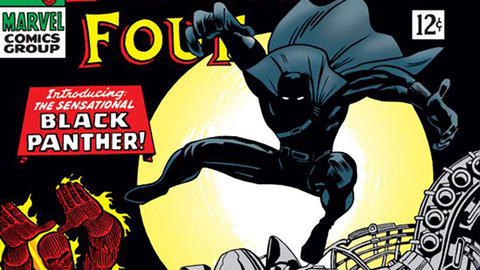 Image for The History of the Black Panther: 1966-1968
