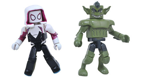 Image for New 'Marvel's Spider-Man' and 'Marvel's Avengers Assemble' Minimates Revealed