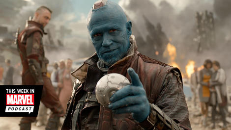 Image for Michael Rooker Joins The This Week in Marvel Podcast