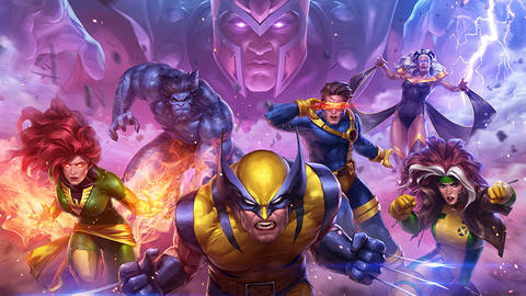 Image for The X-Men Join the Battle in 'Marvel Future Fight'