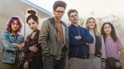 Image for Get An Early Look at 'Marvel's Runaways' Television Series
