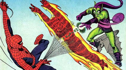 Image for The History of Spider-Man: 1964