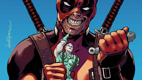 Image for Despicable Deadpool: Sights on Cable