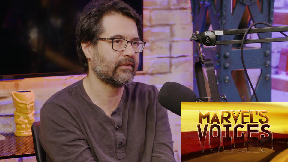 Image for Greg Pak Joins Marvel's Voices