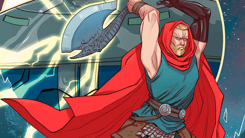 Image for Psych Ward: Unworthy Thor