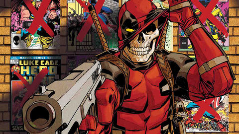 Image for Deadpool: Killing Spree Concludes