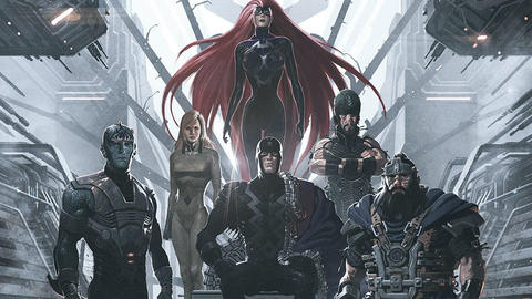 Image for A Guide to 'Marvel's Inhumans'