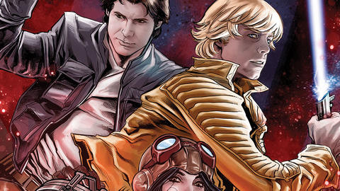 Image for Star Wars Sketchbook: Marco Checchetto