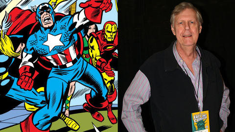 Image for Marvel Remembers Rich Buckler
